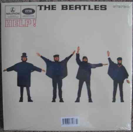 The Beatles HELP Vinyl LP Sealed DeAgostini