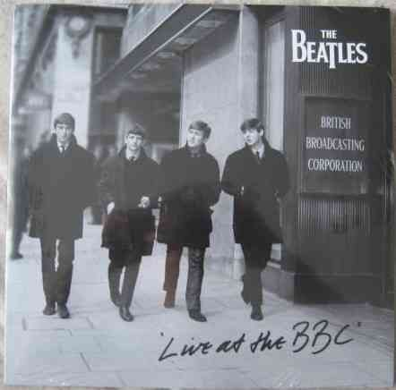 The Beatles LIVE AT THE BBC VOLUME 1 Triple Vinyl LP Sealed DeAgostini