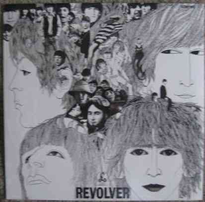 The Beatles REVOLVER Vinyl LP Sealed DeAgostini