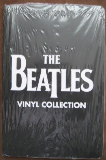The Beatles Vinyl Collection EXCLUSIVE NOTEBOOK Sealed