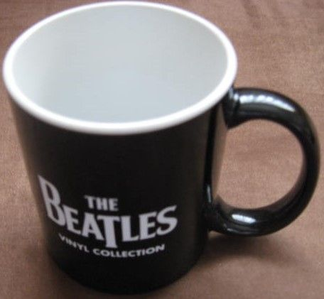 The Beatles Vinyl Collection MUG Brand New