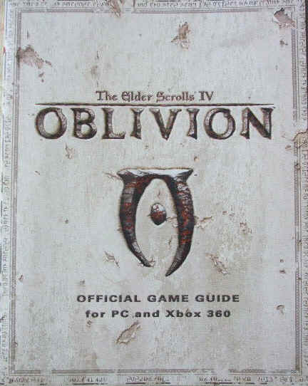 THE ELDER SCROLLS IV: OBLIVION Game Guide