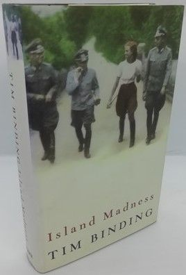 Tim Binding ISLAND MADNESS First Edition Signed