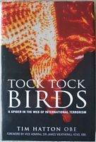 Tim Hatton TOCK TOCK BIRDS First Edition Signed