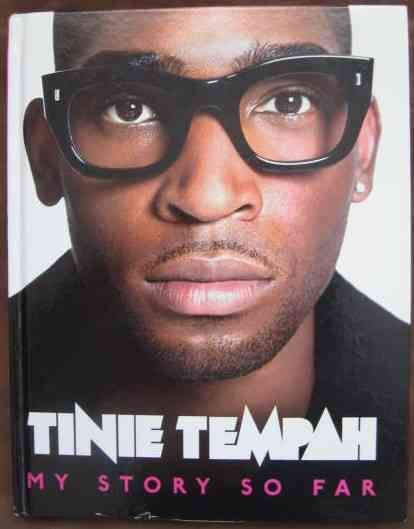 Tinie Tempah MY STORY SO FAR First Edition Signed