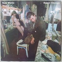 Tom Waits SMALL CHANGE Vinyl LP