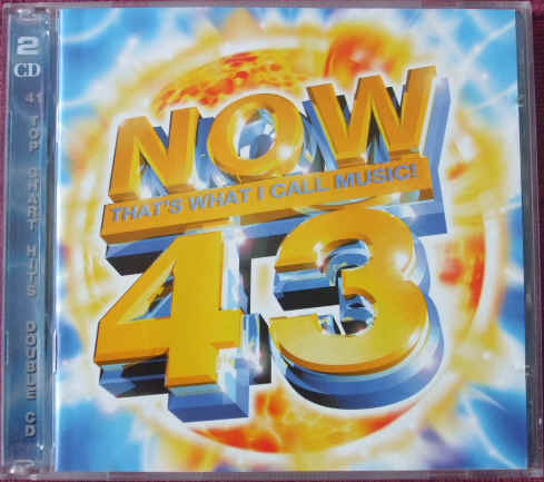 Various Artists NOW THAT'S WHAT I CALL MUSIC Volume 43 CD