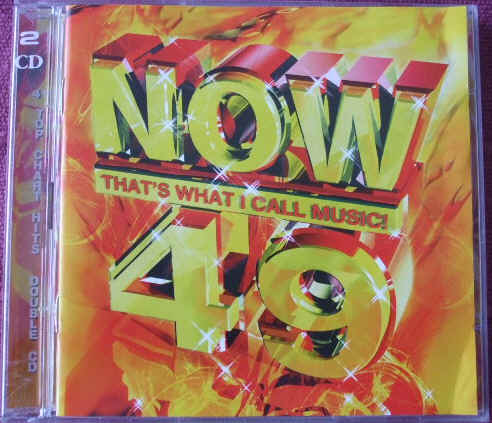 Various Artists NOW THAT'S WHAT I CALL MUSIC Volume 49 CD
