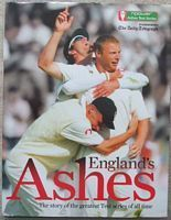 Various Authors ENGLAND'S ASHES First Edition Multi Signed
