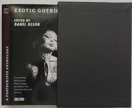 Various Authors EXOTIC GOTHIC 4 Multi Signed Slipcased Limited Edition