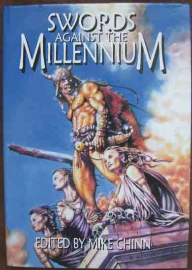 Various Authors SWORDS AGAINST THE MILLENNIUM Signed Limited Edition