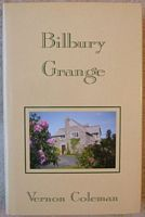 Vernon Coleman BILBURY GRANGE First Edition Signed