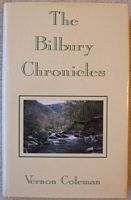 Vernon Coleman THE BILBURY CHRONICLES First Edition Signed