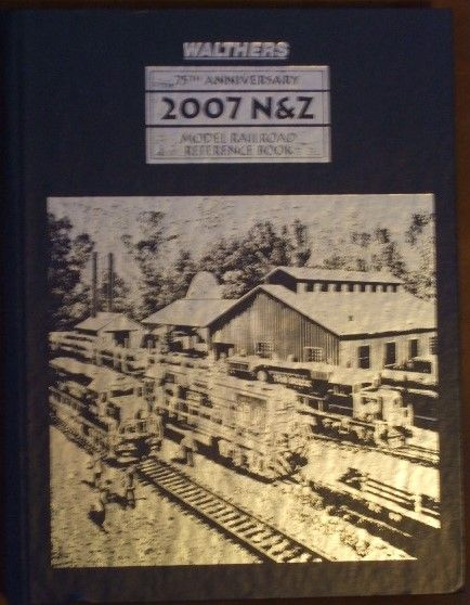 Walthers 75th ANNIVERSARY EDITION Signed Limited Edition Hardback
