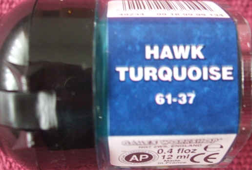 Warhammer HAWK TURQUOISE Paint New & Unopened