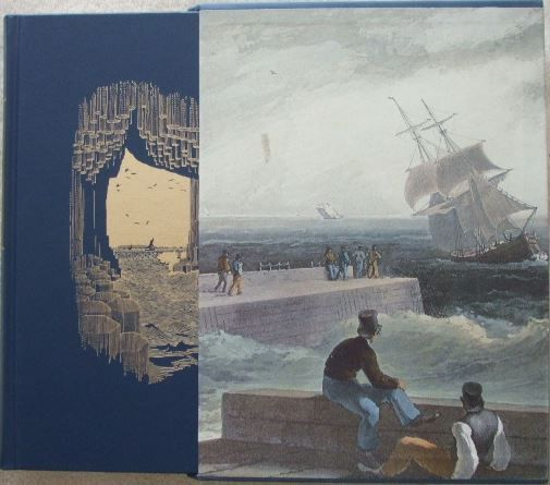 William Daniell A VOYAGE ROUND THE COAST OF GREAT BRITAIN Folio Society