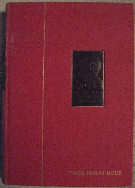 Winston Churchill THE SECOND WORLD WAR VOLUME 2 THEIR FINEST HOUR Chartwell Edition