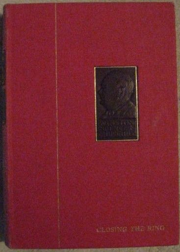 Winston Churchill THE SECOND WORLD WAR VOLUME 5 CLOSING THE RING Chartwell Edition