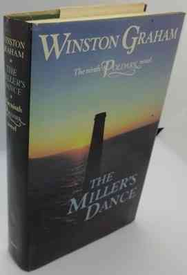 Winston Graham THE MILLER'S DANCE First Edition Signed