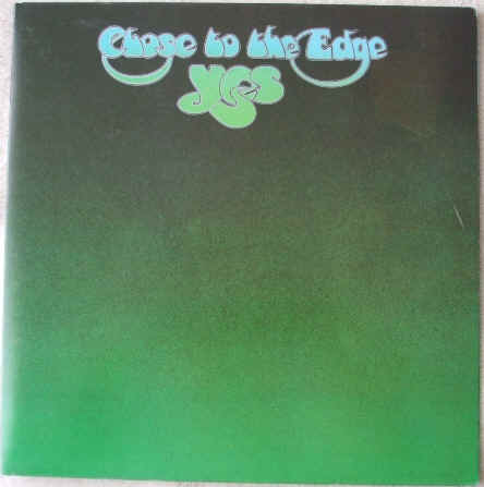 Yes CLOSE TO THE EDGE Vinyl LP