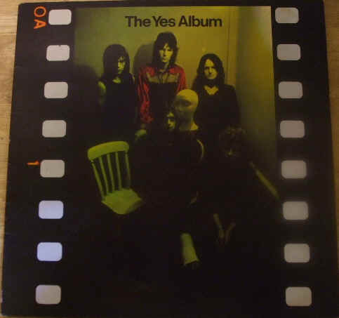 Yes THE YES ALBUM Vinyl LP