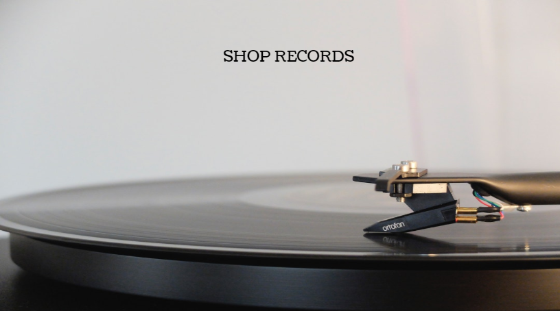 We stock a range of vinyl records including classical, rock and pop, mainly stereo pressings